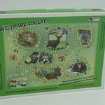 """Spiel """"Wildparkralley"""" Spielerisch Wissen über Natur, Wald und Tiere erwerben"""