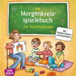 Buch Das Morgenkreisspielebuch für Vorschulkinder