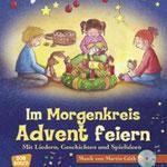 Buch Im Morgenkreis Advent feiern