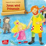 Minibuch Jonas wird Prinzessin