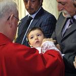 Fotografo per battesimo in Franciacorta