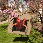 """""""Huipil"""" fait l'honneur au printemps ."""