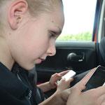 ....diese Generation der Handy-Kinder