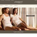 Entwicklung des internen Leitbilds von Zimmerli of Switzerland.