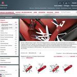 Wording, Textredaktion Produkte // Agentur: BLU Design Kommunikation // Wo: Online // Warum: Information, Vermarktung und Verkaufsförderung