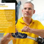 Content erstellen für die neue Website // Design: Rosenstar //  Kunde: Münger Orthopädie Luzern