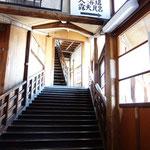 階段もすごいです
