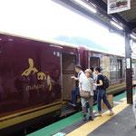 特別列車もあるようです