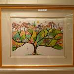 L'arbre paysage. (JP)