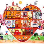 La maison coeur 165