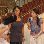 L'interview à Kumamoto