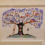 L'arbre d'Eden . (sold out!)