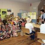 人形供養祭  受付の手続き