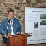 Der Bürgermeister von Ober-Mörlen, Jörg Wetzstein, hält den Zuschuss der Gemeinde für gut angelegtes Geld
