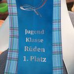 Kurt Russel vom Furlbach in Lindow/Mark Jugendklasse V1 14.05.2017