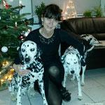 Blade vom Furlbach und Anny-Chamei vom Furlbach Dezember 2016
