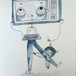J6 confinement : Le télétravail
