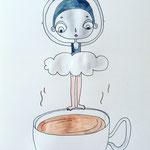 J13 confinement : Café du matin est un lundi qui commence bien