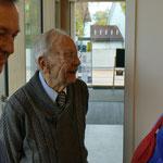 """""""(fast) 100 Jahre gelebtes Leben""""        mit Dr. Adalbert Mischlewski,"""