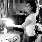 Diana Stephanie Gonzalez Reyes. Septembre 2014.