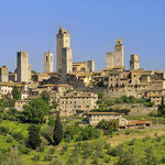 San Gimignano- Toscane