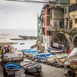 Riomaggiore, Cinque Terra
