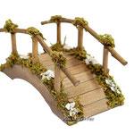Puente de madera curvo (Ref. 1602.1)