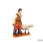 Pastor con oveja de 5 cm (Ref. 2487)