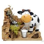 Corral con vaca, para Naif (Ref. 2756)