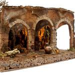 Construcción con portal y arcos (Ref. 1125.2)