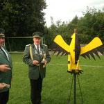 Vogeltaufe 2013