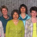 Der Vorstand des GFV Burgdorf