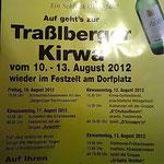 Kirwaprogramm 2012