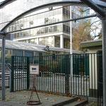 Amerikanische Botschaft, Frankfurt 2005