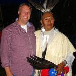 Häuptling Uqualla von Stamm der Havasupai