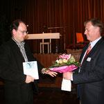 Möwe-Jubiläumsfeier mit Michael Quast