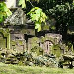 Alter jüdischer Friedhof Frankfurt