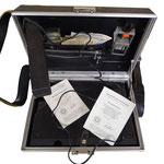 Koffer der Passkontrolleinheit PKE