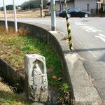 加西市鎮岩町の道標