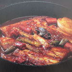 太刀魚の甘辛煮
