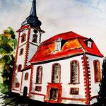 Kirche Eckstedt
