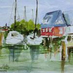 Hafen Ahrenshoop 2009