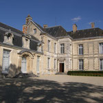 The Chateau at Cirey sur Blaise