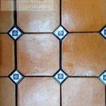 Piso de barro bendix 20x20