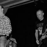 Uwe - Bandmitglied von 1991 - 2011, Freund und immer noch bei uns