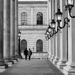 München - Staatsoper, ein wichtiger Ort im Leben Thomas Manns