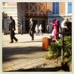 Bayreuth - und die umstrittenen Wagner-Festspiele