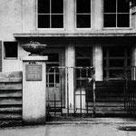 Zürich Kilchberg - Alte Landstraße 39, die letzte Adresse Thomas Manns, heute ebenfalls in Privatbesitz und unzugänglich