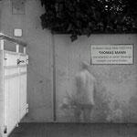 Küsnacht am Zürichsee - hier schrieb Thomas Mann die Tetralogie Joseph und seine Brüder. Das Haus ist ebenfalls in Privatbesitz