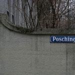Poschinger Straße - Adresse für einen über 30-jährigen Aufenthalt